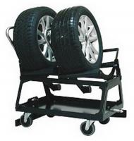 Тележки для перевозки колес