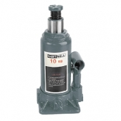 [KRWBJ10]  KraftWell (КНР) Домкрат бутылочный г/п 10000 кг.