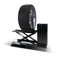 [GAR324]  Ravaglioli (Италия) Колесный лифт с автоматической компенсацией веса колеса