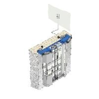 [S1110A5]  Ravaglioli (Италия) Водонепроницаемая кассета