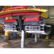 [OMNI LIFT 15.2 TTL SST_max]  Nussbaum (Германия) Подъемник 2-плунжерный грузовой г/п 2х15 т.