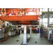 [OMNI LIFT 15.3 TTL SST_max]  Nussbaum (Германия) Подъемник 3-плунжерный грузовой г/п 3х15 т.