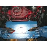 [JK050.00000]  Nussbaum (Германия) Траверса электрогидравлическая JACK 5000, г/п 5000 кг