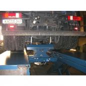 [JK0140.000010D]  Nussbaum (Германия) Траверса электрогидравлическая JACK 14000, г/п 14000 кг