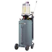 Насос установка для откачки масла через щуп с мерной емкостью KRW1837.80  KraftWell