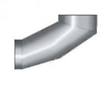 [PFC2/150]  Aerservice (Италия) Уголок скрытый для шланга 150 мм.