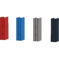 [05.024N_5015]  Ferrum (Луховицы) Стойки для стеллажа высотой 2400 мм., упаковка 4 шт.