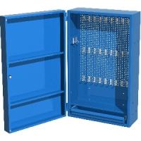 [03.001S_5015]  Ferrum (Луховицы) Шкаф инструментальный навесной с одним ящиком и комплектом крючков для инструмента