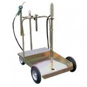 [1764R]  APAC (Италия) Комплект для раздачи масла из бочек мобильный, с тележкой