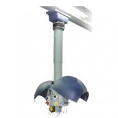 [SERVITECH]  APAC Система раздачи и сбора антифриза, масла,сжатого воздуха и электроблоком