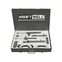 Набор гидроцилиндров усилием от 2 до 10 т. (7шт) KraftWell  KRWHCS