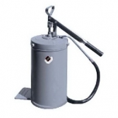 [1795A]  APAC (Италия) Нагнетатель масла мобильный, с ручным приводом