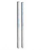 [01.A3]  Ferrum (Луховицы) Комплект стоек для крепления одной перфорированной панели к столешнице