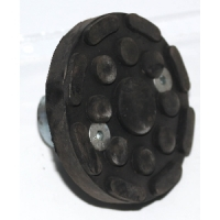 [D-ASAT100]  Slift (Германия) Насадка съемная с резиновой накладкой D=100мм