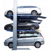 [Tripark25]  OMER (Италия) Парковка двухстоечная трехуровневая, г/п 2500 кг.