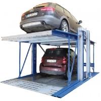 [Spacer25/2]  OMER (Италия) Парковка независимая на 2 автомобиля г/п 2500 кг.