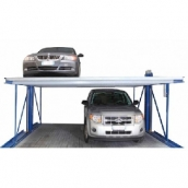 Парковка независимая на 4 автомобиля г/п по 2500 кг. OMER