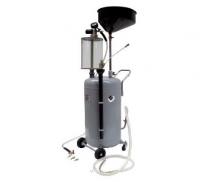 Установка насос для откачки масла через щуп с ванной и емкостью 1839.80 APAC