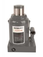 Домкрат бутылочный г/п 100 т KraftWell KRWBJ100