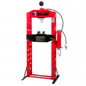 Гидравлический пресс 20 т. с ручным и пневматическим приводом Red Line Premium RHP20A