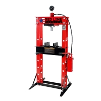 Пресс 30 т. гидравлический с ручным приводом Red Line Premium RHP30H