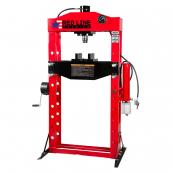 Пресс гидравлический напольный 50 т. с ручным и пневматическим приводом Red Line Premium RHP50A