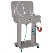 [1970]  APAC (Италия) Установка для промывки деталей мобильная пневматическая