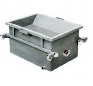 [1841.K3]  APAC (Италия) Емкость для сбора отработанного масла, установка на яму