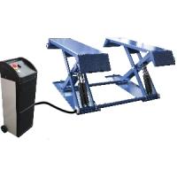 [263(OMA537C)]  Werther-OMA (Италия) Подъёмник ножничный г/п 3000 кг. короткий мобильный