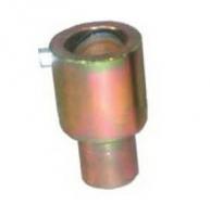 [L1277]  Werther-OMA (Италия) Проставки для траверс H=100 мм., 2 шт.