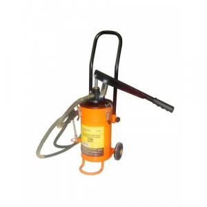 Ручной солидолонагнетатель 5 кг Partner