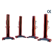 [LTW756C+6]  Werther-OMA (Италия) Колонны подкатные г/п 6х7,5 т. электромеханические