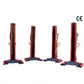 [LTW1008C+8]  Werther-OMA (Италия) Колонны подкатные г/п 8х10 т. электромеханические