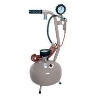 [1864R]  APAC (Италия) Резервуар переносной со сжатым воздухом для накачки колес
