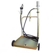 [1762A]  APAC (Италия) Комплект для раздачи масла из бочек мобильный, с тележкой