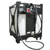 Персональная АЗС Mini Мобильный топливный модуль для дизельного топлива солярки
