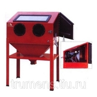 Пескоструйный аппарат Big Red  TRG4222-W