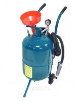 Forsage SB10 Передвижной пескоструйный аппарат (бак 38л, 170-710л/мин, 4-8,5атм)