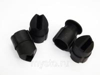 Комплект направляющих наконечников для пескоструйного пистолета артикул HSB-I (4шт)