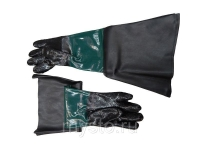 Защитные перчатки для пескоструйных аппаратов (2шт/к-т) Forsage SBC-G