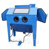 Пескоструйная камера Forsage Sbc420 с электродвигателем для очистки воздуха 420л
