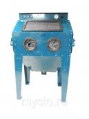 Пескоструйная камера Forsage SBC350  с электродвигателем для очистки воздуха 220B