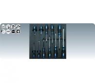 [8182331]  KS-Tools (Германия) Набор отверток TORX