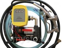 Petroll Orion 40 K33 40 л/м 12 24 в (v, вольт) комплект заправочный для дизельного топлива солярки