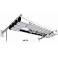 [SUPER]  EtMaN (Москва) Настенная конструкция «консольного типа» из алюминиевых трубчатых светильников