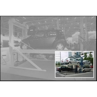 [Storeparker]  Nussbaum Зависимые парковки, без приямка