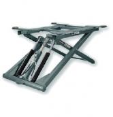 [KRW2.6М]  KraftWell (КНР) Подъемник ножничный г/п 2600 кг. мобильный