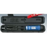 [5161205]  KS-Tools (Германия) Динамометрический ключ отвертка 1-8 Нм., с аксессуарами в кейсе