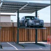 [LPM]  Nussbaum Парковка двухстоечная, г/п 2500 кг.