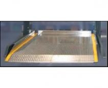 Алюминиевые платформы для парковки и транспортировки Nussbaum
